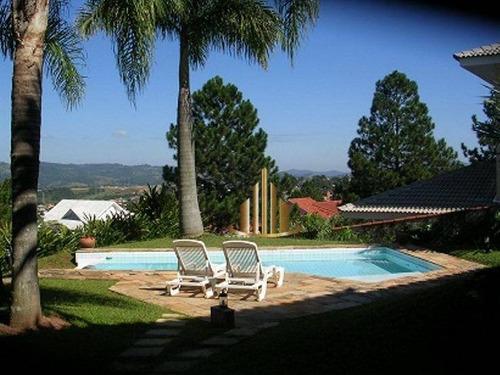 Casa Com 4 Dormitórios Sendo 3 Suítes À Venda, 475 M² Por R$ 3.200.000 - Alphaville 10 - Santana De Parnaíba/sp - Ca2492
