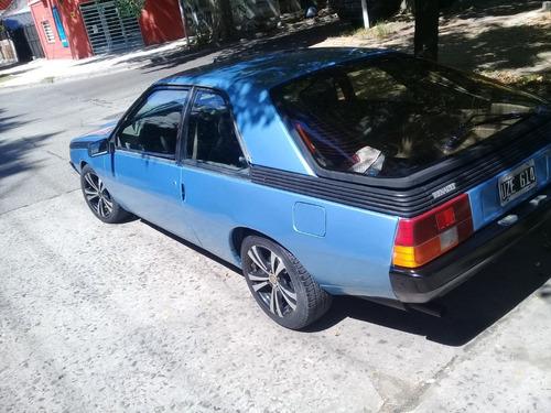 Renault Coupe Fuego Gtx 1983