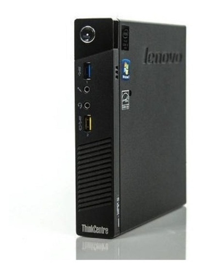 Pc Gamer Lenovo Thinkcentre M93p Core I7 4765t 8gb