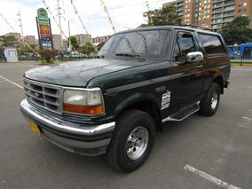 Ford Bronco Xlt Mt 5000cc 4x4