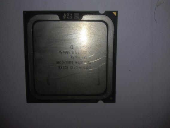 Processador Dual Core E2180 2.00ghz/1m/800/06