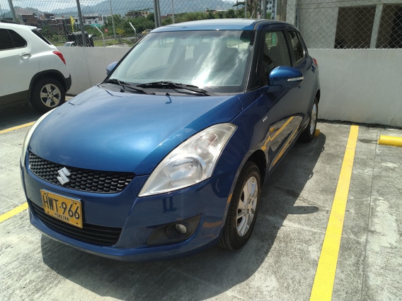 Suzuki Swift 1.2 Version Full Equipo