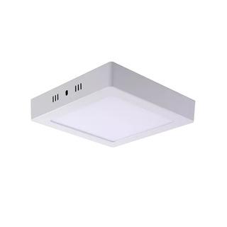 Panel Led 18w Aplicar Cuadrado Calidos Frios 1500 Lumens