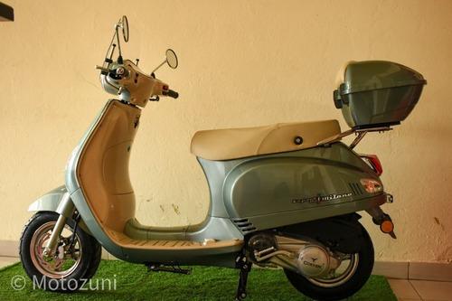 Corven Expert Milano 150cc Temperley