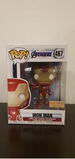 Iron Man Endgame Box Lunch Exclusive Funko Pop