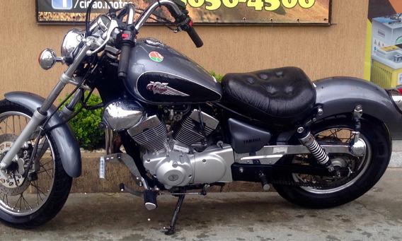 Moto P/ Retirada De Peças / Sucata Yamaha Virago 250 2001