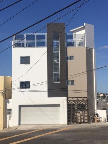 Casa Nueva En Venta, Colonia Chapultepec