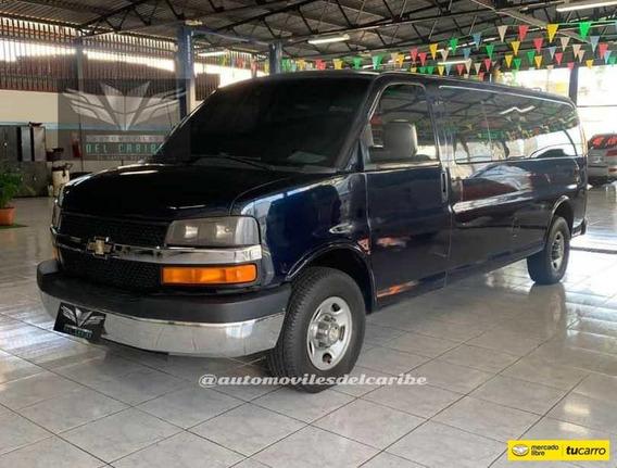 Chevrolet Van Pasajero