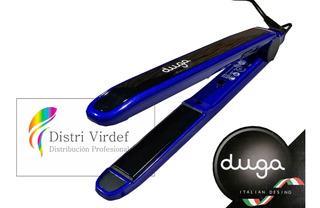 Plancha Profesional Duga Sw 103 Diseño Italiano Tourmaline