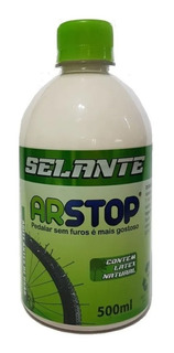 Selante Liquido Arstop 500 Ml Pneu Tubeless Bike Speed Mtb