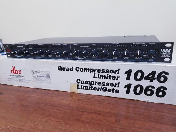 Dbx 1066 - Compressor Limiter Gate