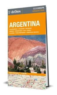 Guia Viaje De Dios Editores Guía Mapa De Argentina