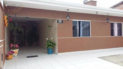 Casa Com 03 Quartos Sendo 01 Suíte- Parque Da Fonte, São José Dos Pinhais. - Codigo: Ca0024 - Ca0024