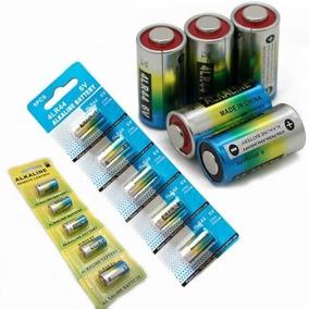 Pilha Bateria 4lr44 6v Para Coleira Anti Latido 05 Unidades