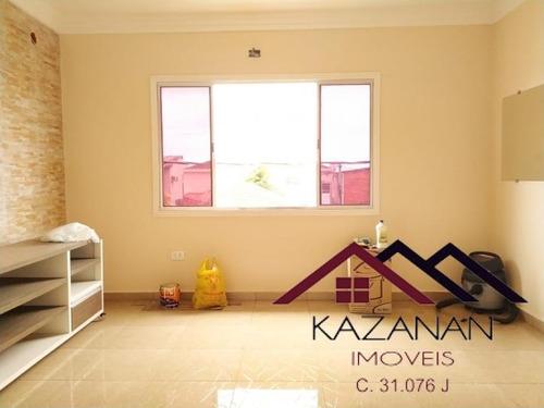 Apartamento Amplo, 01 Dorm, 01 Vaga, Jockey Clube! - 2197