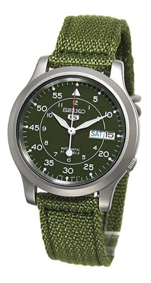 Seiko Snk805 Seiko 5 Reloj Automático De Acero Inoxidable