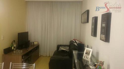 Imagem 1 de 20 de Apartamento Com 2 Dormitórios À Venda, 44 M² Por R$ 260.000,00 - Vila Alpina - São Paulo/sp - Ap0787