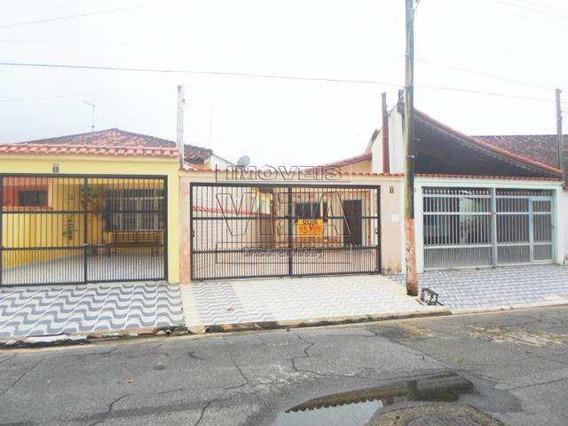 Casa Com 2 Dorms, Flórida, Praia Grande - R$ 220 Mil, Cod: 1965 - V1965