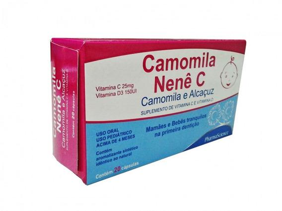 Camomila Nenê C - Similar Da Camomilina C