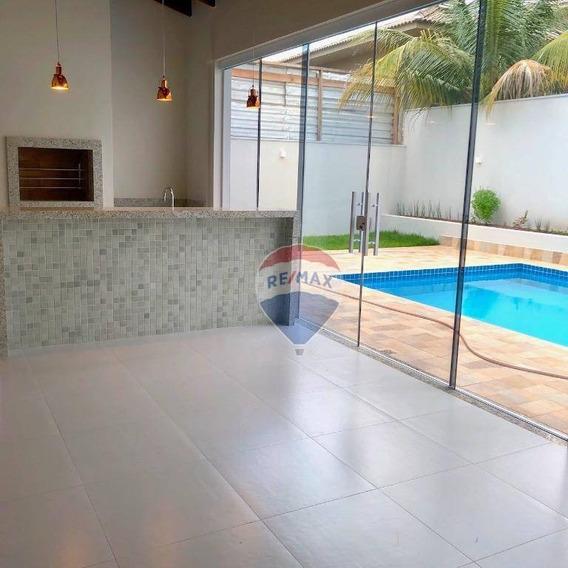 Casa Nova Florias Dos Lagos - Ca0858