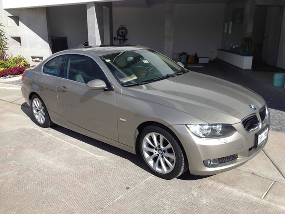 Bmw 325ia Coupe 2008 2.5 L.6 Cilindros Unico Dueño Impecable