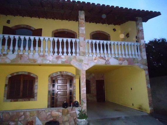 Casa Com 4 Quartos Para Comprar No Novo Progresso Em Contagem/mg - 9581