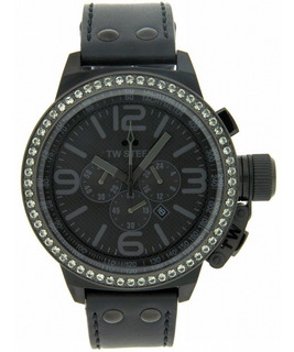 Reloj Tw Steel Tw913 Cronógrafo Diamantes Swarovski Unisex