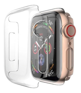 Capinha Case Relógio Apple Watch 4 40mm/44mm Capa Clear 360