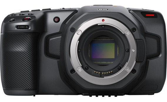 Blackmagic Pocket Cinema Câmera 6k