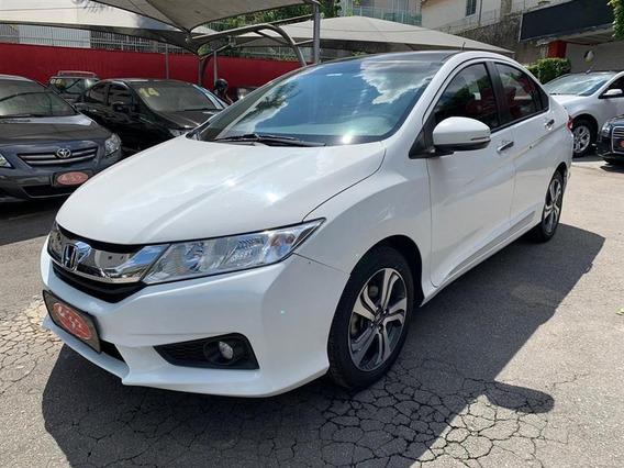 Honda City Ex 1.5 16v 4p Aut. Flex Cvt