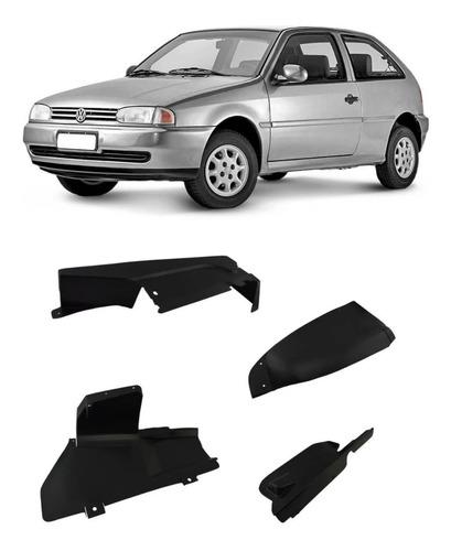 Juego De Cartones De Radiador Volkswagen Gol G2 1995/..