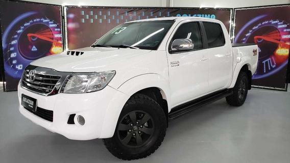 Toyota - Hilux 3.0 Srv Cd 4x4 Tdi