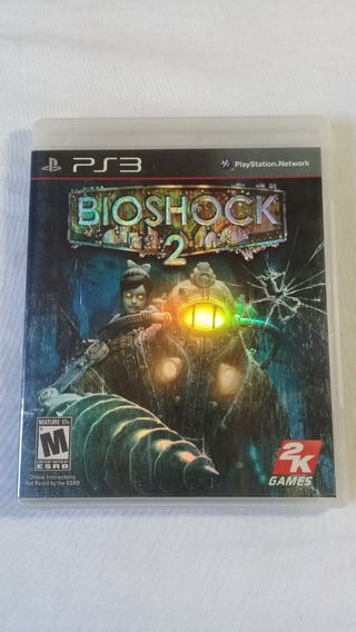 Bioshock 2 Ps3 Original Completo