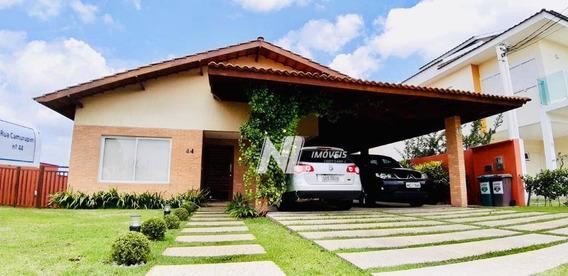 Casa À Venda No Alphaville Com 3 Suítes, 245m² Por R$ 900.000 - Pium (distrito Litoral) - Parnamirim/rn - Ca0398