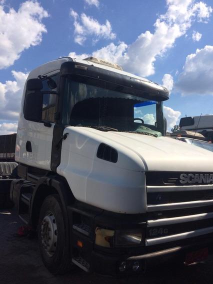 Scania T 124 360 - 4x2 - 2001 - Primeiro Caminhão - Facil