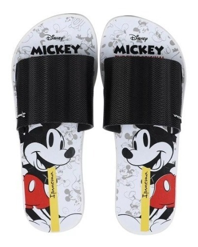 Chinelo Ipanema Slide Mickey - Sandália Original