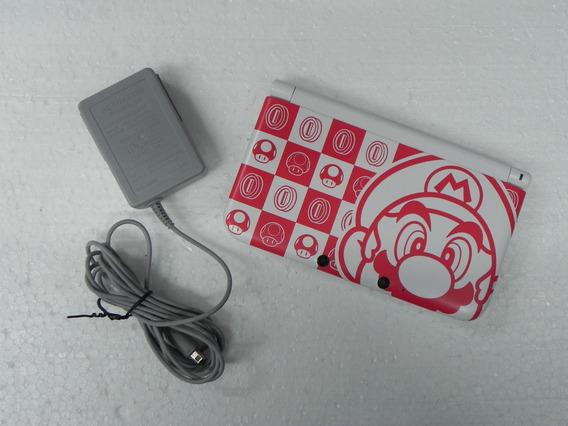 Nintendo 3ds Xl - Edição Especial Mario
