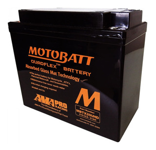 Bateria Motobatt Mbtx20uhd Harley Fatboy Softail Dyna Sports