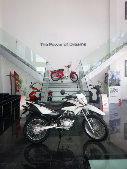 Honda Xr 150 L 0km Entrega Ya Financia Ahora 12/18