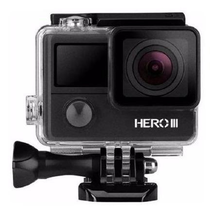 1 Camera Filmadora De Ação Goal Pro Hero 4 Full Hd 1080
