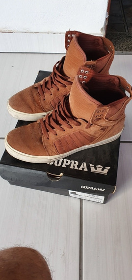 Tênis Supra Chocolate N°41