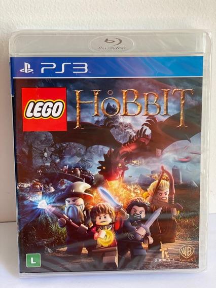 Lego Hobbit- Ps3- Novo -lacrado