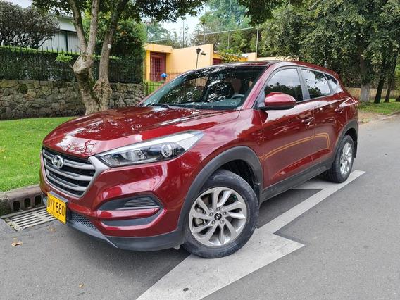 Hyundai New Tucson Advance At