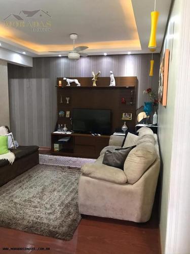 Imagem 1 de 15 de Apartamento Para Venda Em São Paulo, Parque Esmeralda, 2 Dormitórios, 1 Suíte, 2 Banheiros, 1 Vaga - 6001_1-1553288