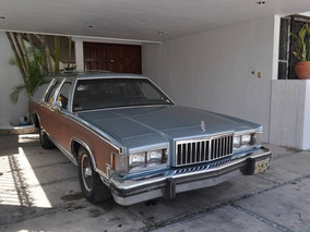 Ford Grand Marquis Guayin Clasica1984 Impecable