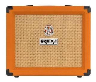 Amplificador Orange Crush 20 Ldx Eectos Y Afinador