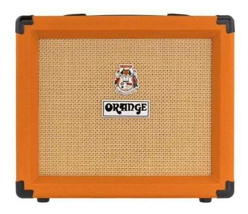 Amplificador Orange Crush 20 Ldx Eectos Y Afinador