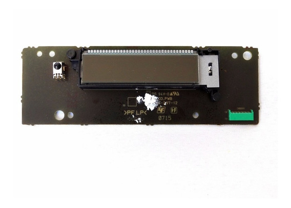 Visor Do Micro System Sony Mhc Gt3d