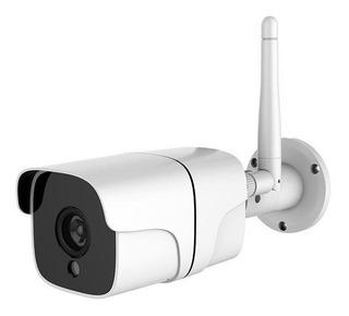 Cámara De Seguridad Externa Wifi Hd Conecta Al Celular