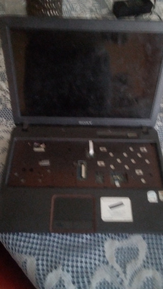 Sony Vaio Pcg-6p1p Repuestos.falta Teclado Y Fan Ccooler
